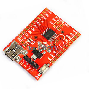 STM8S003F3 Evaluation Board